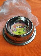 Harry hamster Stainless Steel Small Animal Dish Bowl