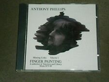 Anthony Phillips ‎Missing Links Volume 1 - Finger Painting