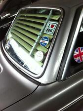 New! Rear Venetian Blind for Volvo240 244 sedan (Chrome)