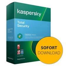 Kaspersky Total Security 2021 I 1 Gerät 1 Jahr I NEU I Download