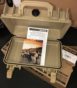 Pelican 1170 Case , Desert Tan #1170-000-190 brand new
