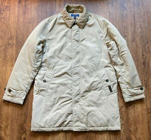 Polo Ralph Lauren Commuter Coat Mac Jacket Size Small