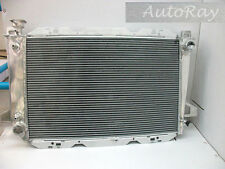 Aluminum Radiator for Ford F100 F150 F250 F350 Bronco V8 Auto Manual 87-97 95 96