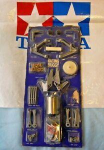 Unused Vintage 1979 Tamiya Racing Buggy Blister Parts Sand Scorcher Rough Rider