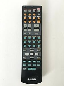 Yamaha RAV252 WE45850 US Audio Video Receiver Electronic Remote Control Tested