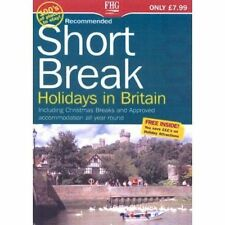 Recommended Short Break Holidays in Britain 2005 (Farm Holiday Guides), Cuthbert