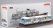 Märklin #33531 HO Delta Digital DB Class BR120 Christmas Locomotive, New in Box