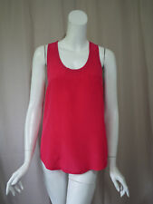 Joie Silk Pink Sleeveless Tank Top size XS Excellent