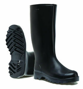 NORA WELLIES DOLOMITE BLACK  WELLINGTONS (CH)