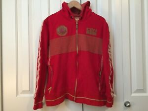 Beijing 2008 Team Canada CANADIAN OLYMPIC HBC Jacket woman's size XL China