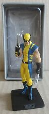 Classic Marvel Figurine Eaglemoss WOLVERINE #02 X-Men Action Figure Universe MIB