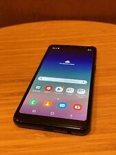 Samsung GALAXY a8 (2018) sm-a530f - 32gb-Midnight Black (Senza SIM-lock) m482