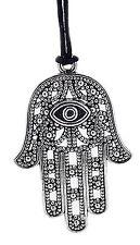 Anhänger Hand der Fatima 40 x 30 mm Talisman zur Abwehr des Bösen Blicks