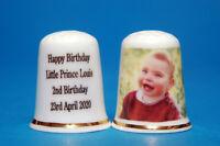 Happy Birthday Little Prince Louis 2nd Birthday 23rd April 2020 Thimble B/112