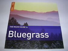 Various Artists - Rough Guide to Bluegrass (2001) CD