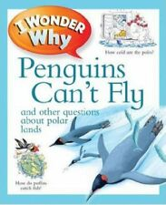 I wonder why: Penguins can't fly, New, Jacobs, Pat Book