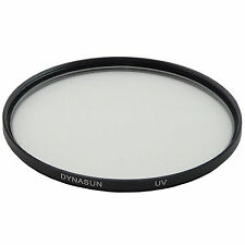 DynaSun PRO Filtre Ultra Violet 52mm UV pour Objectif 52 mm Canon Nikon Pentax