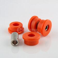 Classic Mini Polyflex Engine Steady Bush Kit 2 Piece Orange rover austin morris