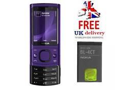 neuzustand nokia 6700 slide purple 3g videoanrufe 5mp kamera entsperrtes mobiltelefon