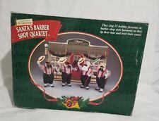 Santa'a Barber Shop Quartet