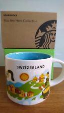 Starbucks Mug Switzerland - YAH (You Are Here) Series
