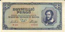 Ungarn 1 Million Pengö