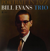 Bill Evans Trio-Portrait In Jazz (UK IMPORT) Vinyl
