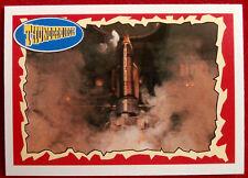 THUNDERBIRDS - Blast Off! - Card #27 - Topps, 1993 - Gerry Anderson