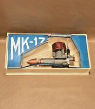 New In Case MK-17 2.5 C.C. Control Line Diesel Model Airplane Engine