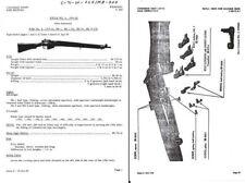 Lee Enfield Rifle c1955 No.4 .303 MK1, Mk1(T) Mk1*, Mk1*(T)
