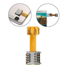 LY007 Middle Hybrid Dual SIM Card TF Adapter For Android Extender 2 Nano Micro