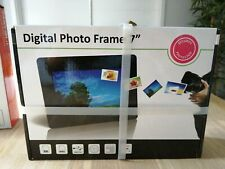 "7"" Digital Photo Frame - Brand new in unopened box."