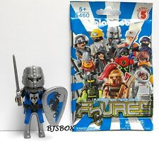 Playmobil 5460 Figure Fi?ures Single Knight with Sword Shield Rare New Toy