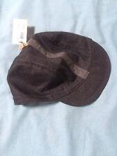 New Ibex Muni Reflective Cap - Charcoal Heather One Size Wool Lightweight