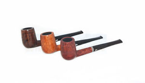Custom made BRIAR Tobacco Smoking pipe, Billard Handmade pipes, direct smoking