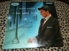 "Frank Sinatra ""In The Wee Small Hours"" '65 U.K. LP"