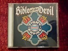 BIBLE OF THE DEVIL - TIGHT EMPIRE. CD