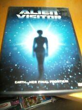 New listing Alien Visitor Dvd Rare Oop! Rolf De Heer 1997 Sci-Fi Movie Brand New Sealed