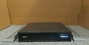 APC Smart-UPS X 1500 SMX1500RMI2U Rackmount 1500VA 1200W 2U 230V AP9630 Card