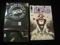 The Walking Dead #98 2018 15TH Anniversary Color Variant HIGH GRADE