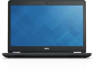Dell Latitude 5480 i5-7200U 2x2, 5GHz 8GB 256GB Webcam Usb-C Fp WIN10#B