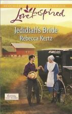 Jedidiah's Bride (Love InspiredLancaster County Weddings)-ExLibrary
