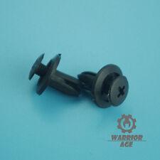Qty25 OE# 90684-SA5-0030 Nylon Fastener Rivet Push-Type Retainer Clip Fit Honda