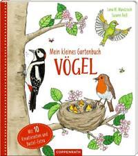 Coppenrath Verlag: Mein kleines Gartenbuch Vögel, neu