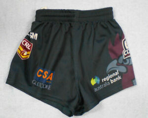 #VV1.  SMALL COBAR  JUNIOR RUGBY LEAGUE   SHORTS SIZE 10