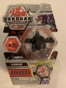 Bakugan - Armored Alliance Gate Trainer *Howlkor* NEW Spin Master Bakucores