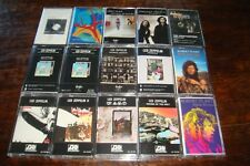 Led Zeppelin HUGE lot of 21 cassettes II IV Physical Graffiti Houses of the Holy