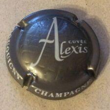 n°10a LECONTE Xavier Capsule de Champagne: Extra ! cuvée Alexis