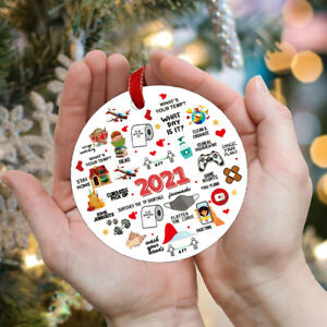 Christmas Decoration Christmas Tree Hanging Ornament Home Party-Decoration🔥Xmas