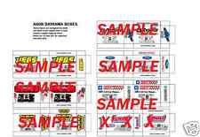 1/24 1/25 Diorama Parts Box SET 15 and 16 for Shop Garage Accessories By A608